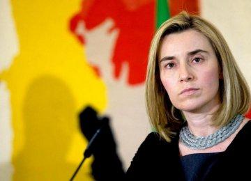 EU Seeks Energy Deals by 2016