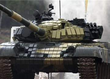 Advanced Indigenous Tank Armor Developed