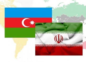 Envoy, Azeri Minister Confer on Ties