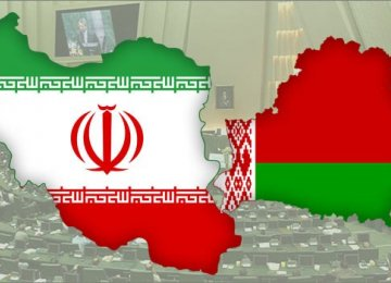 Tehran, Minsk Underline Broader Relations