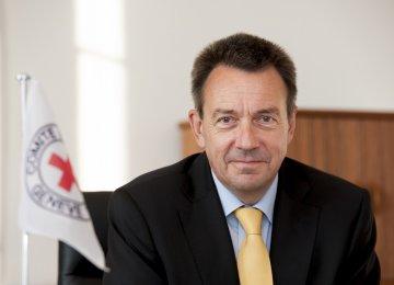 ICRC Seeks Iran's Regional Assistance
