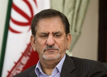 Jahangiri's Turkey Visit Postponed
