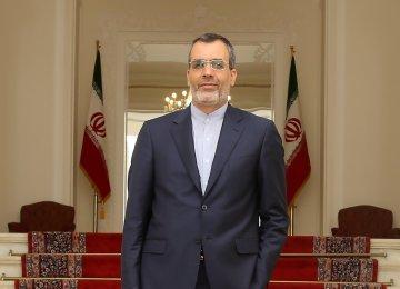 Deputy FM Meets Lebanese Premier