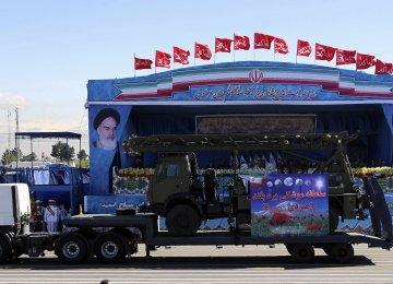 S-300 Missiles Fully Delivered