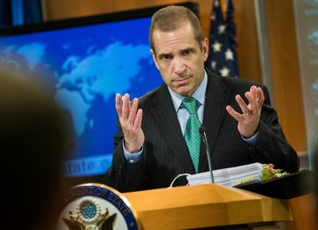 Toner: US Not Opposed to Trilateral Syria Talks