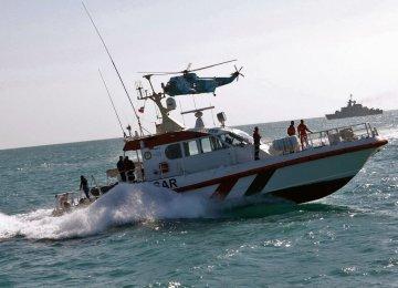 Iran, Iraq Hold Joint Naval Drill