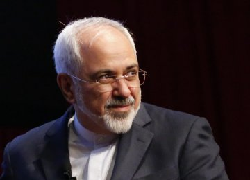 Zarif on 3-Nation Economic Tour