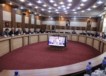 The 13th session of Iran-Russia Economic Commission was held in Tehran on Tuesday.