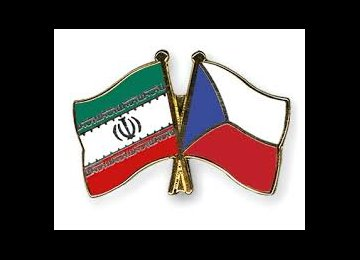 Iran, Czech Republic Sign Trade MoU