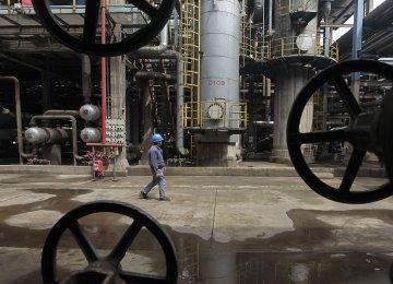 Asia has a crude processing capacity of nearly 29 million bpd.