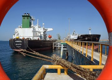 More than 90% of Iran's crude exports are shipped from Kharg Island.