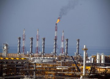 foreign enterprises should choose an Iranian partner before they can embark on developing Iran's oil and gas projects.