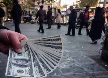 The US dollar has experienced significant  growth in recent weeks.