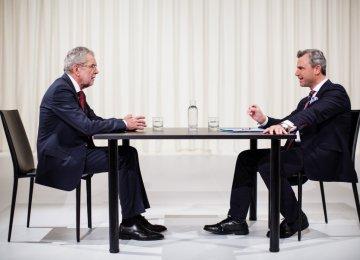 Presidential Poll Showdown in Austria