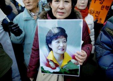 Pro, Anti-Park Rallies in Seoul