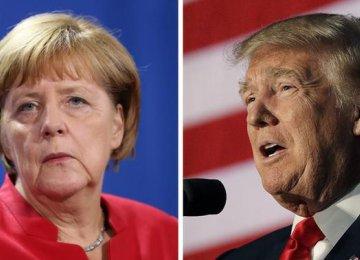Merkel Security Adviser to Meet Trump Team in New York