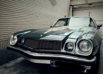 American cars are still being traded to this day in Iran.