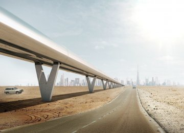 UAE has signed a second Hyperloop deal.
