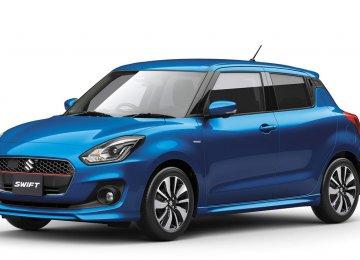 New Suzuki Swift Unveiled