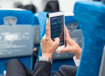 Iran Mobile Operator, OnAir Launch In-Flight Roaming
