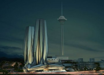 The winning design proposed by the late British-Iraqi architect Zaha Hadid, was dropped earlier this year.