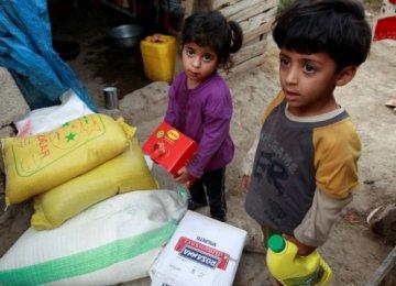 UNICEF: One Child Dies Every 10 Minutes in Yemen