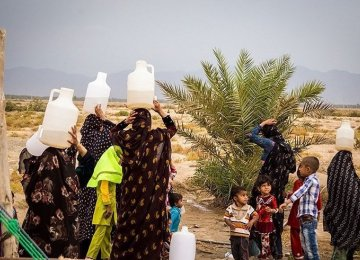 Tackling Water Crisis in Iran via Conservation Campaign