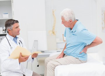The tool shows patients how receiving proper treatment can reduce the risk of fractures.