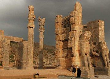 Japan to Help Restore Persepolis