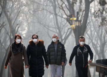 Beijing's Pollution Shuts Down 700 Factories