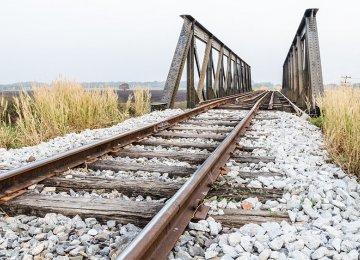 Golestan, Aktau Seek Rail Link
