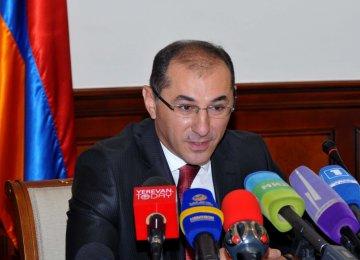 Armenia Public Debt at 56.8% of GDP