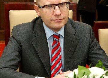 Czech PM Wants Tax Revolution
