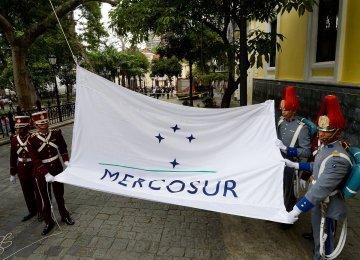 Venezuela's Mercosur Membership in Peril