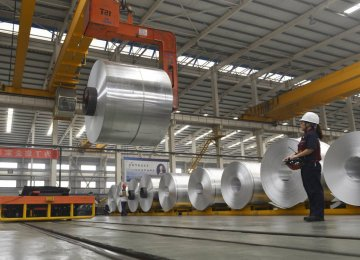 The US and Japan remain concerned about serious imbalances in China's widespread production overcapacity,  including in the steel and aluminum industries.