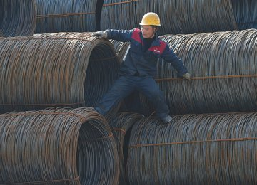 China is under pressure to deal with its steel oversupply and other economic distortions.