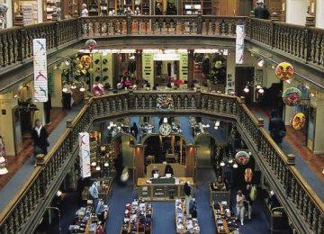 Scotland Economy to Slow