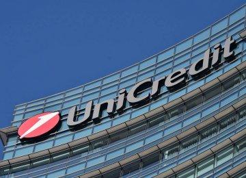 UniCredit to Raise $13.8b,  Shed Bad Loans, Cut Jobs