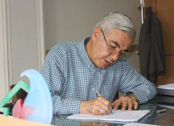 Children's Author Abdolmajid Najafi Honored