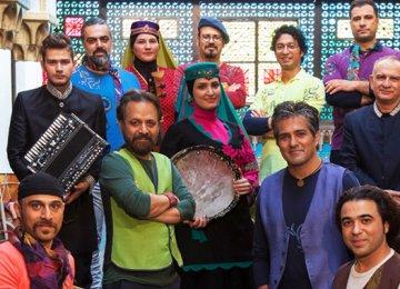 Rastak folk music band