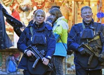 Terror Suspect Arrested in Brussels