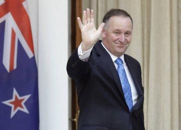 NZ Premier Announces Shock Resignation