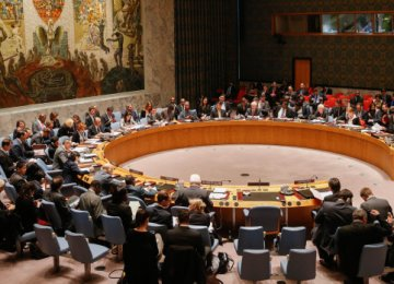 UNSC Demands End to Illegal Israeli Settlements