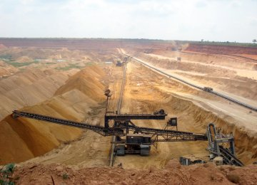 The export of processed minerals will be subject to tax exemption whiledutieswill be imposed on raw iron ore export from March.