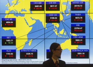 China's Stock Market Crash