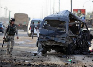 Militants Launch Attacks on Baghdad Outskirts