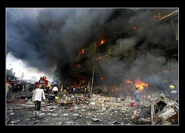 Mortar Bomb Kills 8 in Iraq