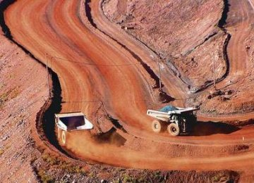 Iron Ore for Export