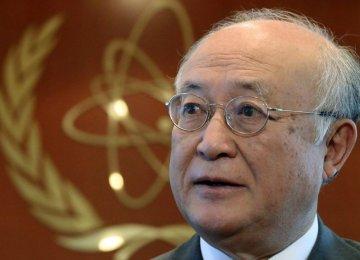 IAEA Chief: Nuclear Deal Still Fragile