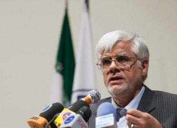 Reformists to Keep Backing Rouhani